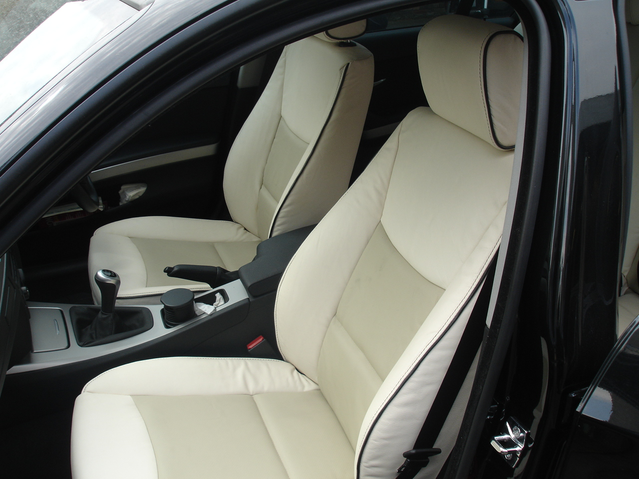 Leather Car Seat Covers London
